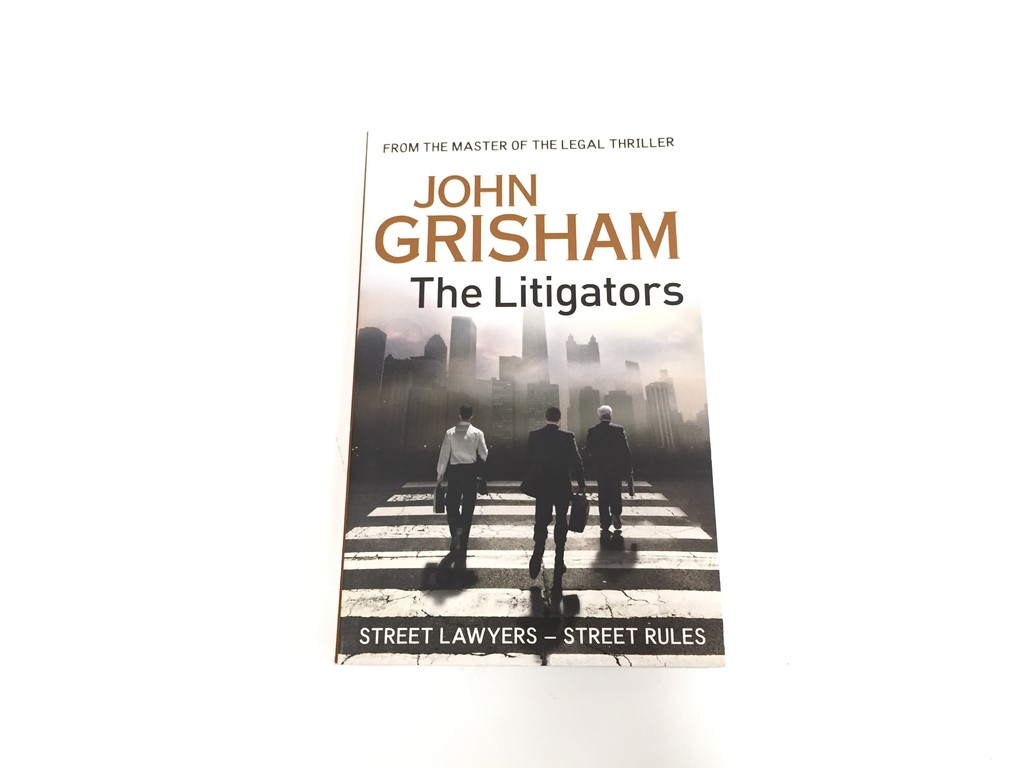 THE LITIGATORS, JOHN GRISHAM (EN INGLÉS) (USADO)