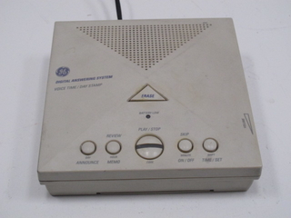 CONTESTADOR TELEFÓNICO GENERAL ELECTRIC 2-9866A (USADO)