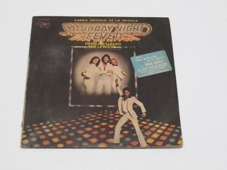 DISCO VINILO - SATURDAY NIGHT FEVER, BANDA ORIGINAL PELÍCULA (USADO)