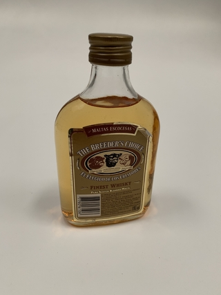 WHISKY THE BREEDER'S CHOICE CRIADORES SCOTCH ESCOSES 195ML (NUEVO)