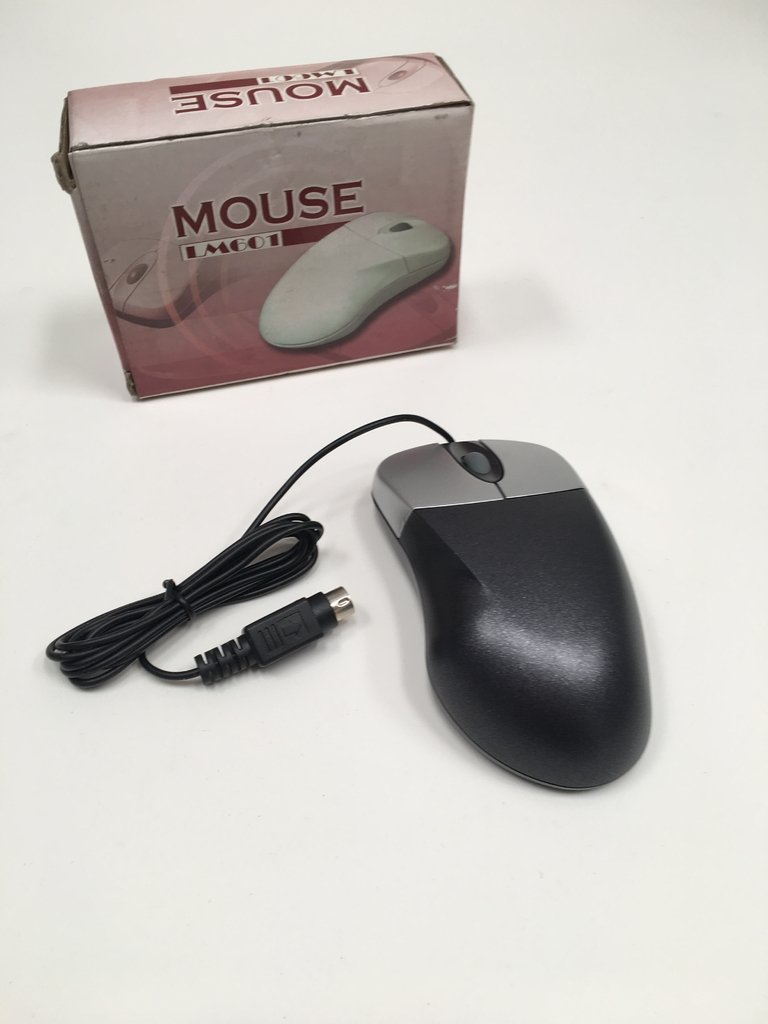 3D SCROLL MOUSE MODELO LM601P PS/2 (NUEVO)