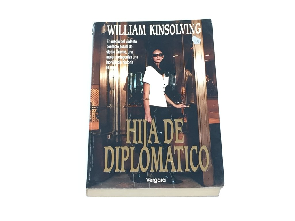 HIJA DE DIPLOMÁTICO, WILLIAM KINSOLVING (USADO)