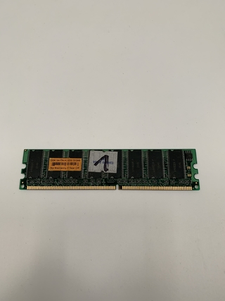 MEMORIA RAM DDR 184PIN PC3200 512MB DIMM (304) (USADO)