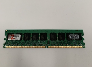 MEMORIA RAM KINGSTON KVR667D2E5/1GB 1GB DDR2 667MHZ PC2-5300 (USADO)