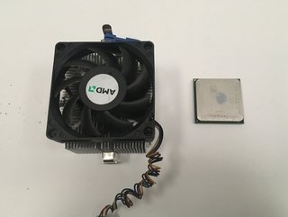 MICROPROCES AMD PHENOM II X48102,6HGZ +COOLER AMD +DISIPADOR (USADO)