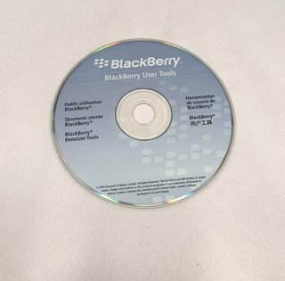 CD BLACKBERRY USER TOOLS 2006 SIN CAJA (USADO)