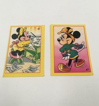FIGURITAS RETRO COLECCIONABLES MINNIE MOUSE – DISNEY (USADO)