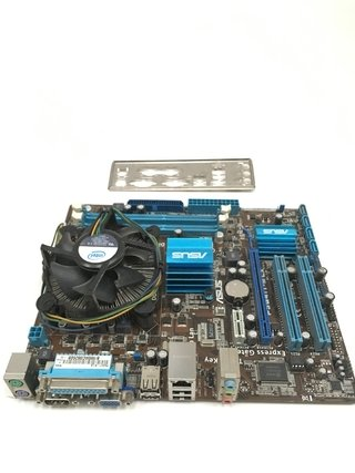MOTHER ASUS P5G41T-M LX INTEL CORE 2 QUAD Q8300 2.50 GHZ (USADO)