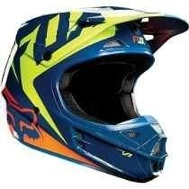 Casco Fox Talle L