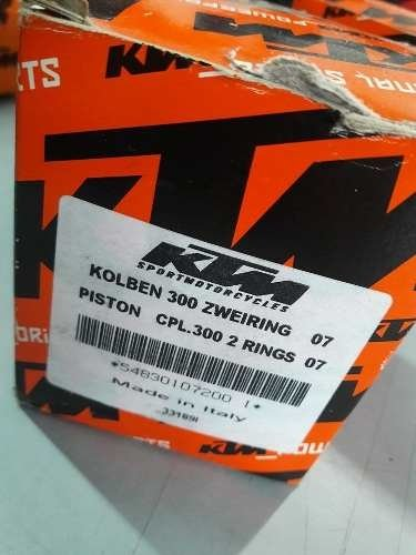 Kit De Piston Ktm 250 Sx-f 2013-2015 Original Marelli Sports en internet