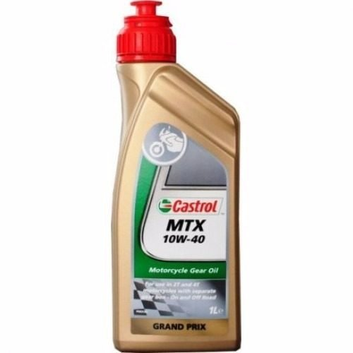 Aceite Castrol Mtx 10w40 Mineral Marelli Sports