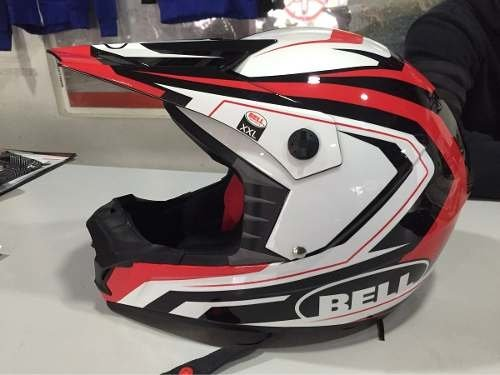 Casco Bell Sx-1 Mx/atv Cross Xxl - comprar online