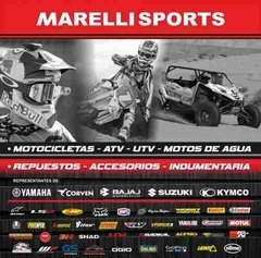 Botas De Motocross Fly Maverick Atv Mx Enduro Marelli - Marelli Sports