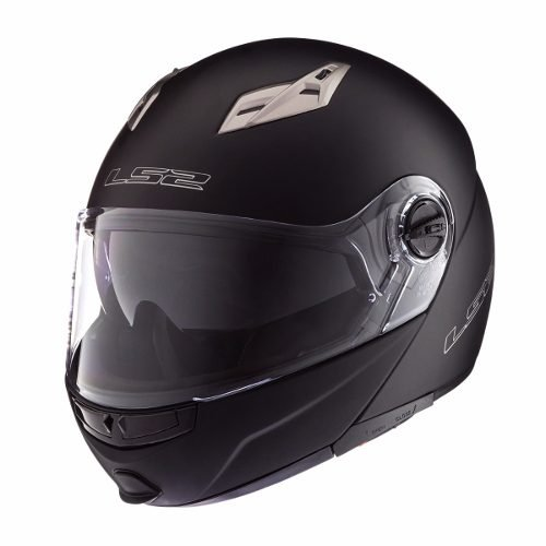 Casco Rebatible Ls2 370 Brillo Doble Visor Marelli Sports en internet