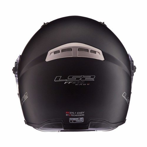 Casco Rebatible Ls2 370 Brillo Doble Visor Marelli Sports - comprar online