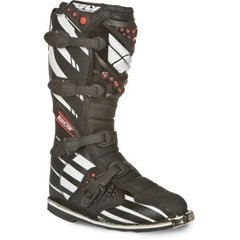 Botas De Motocross Fly Maverick Atv Mx Enduro Marelli