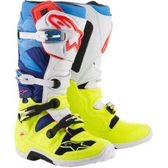 Botas De Motocross Atv Alpinestars Tech 7 Modelos 18 Mejor - Marelli Sports