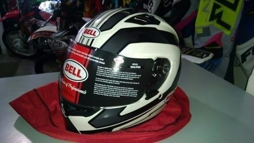 Casco Bell Qualifier Integral Talles M,l,xl Marelli Sports - tienda online