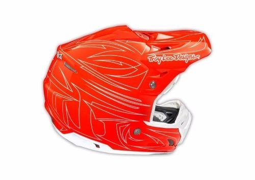 Casco Troy Lee Designs Se3 One Shot - tienda online