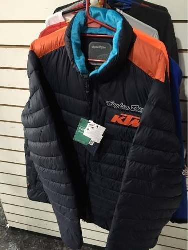 Campera De Pluma Ktm Troy Lee Desings 2017