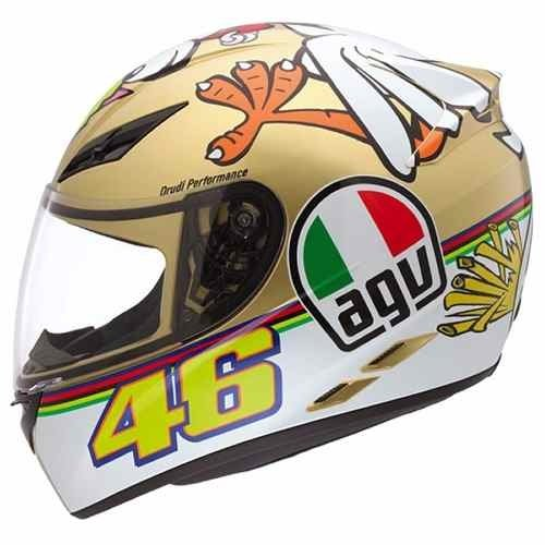 Casco Agv K3 The Chicken Vr46 Visor Transp Marellisports en internet