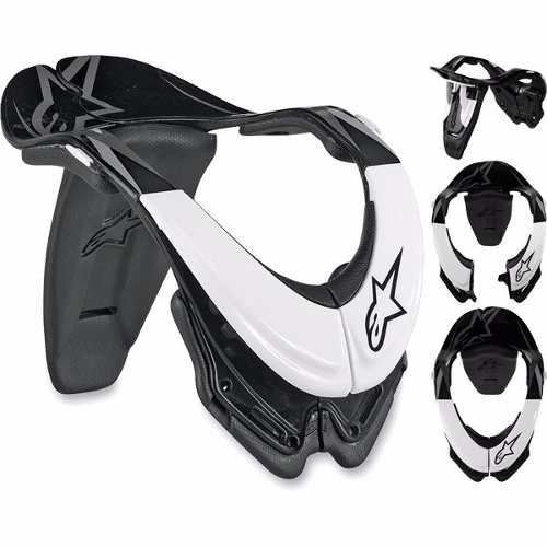 Cuello Alpinestar Neck Brace Mx Y Atv Talle M en internet