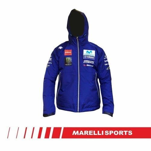 variedades anchas precio bajo personalizadas Campera De Abrigo Yamaha Team Moto Gp Valentino Rossi