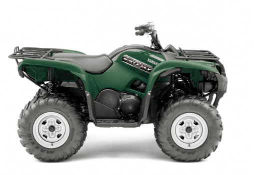 YFM550 4X4 GRIZZLY