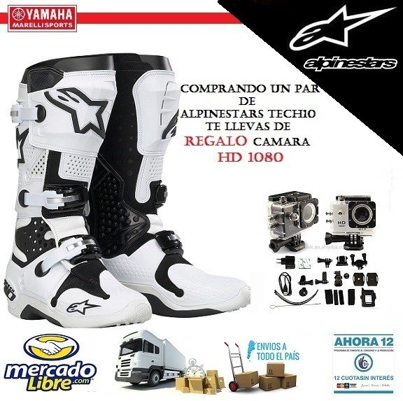 SUPER OFERTA ALPINESTARS TECH10