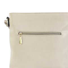 Bolsa Crossbody Alana + brinde - Off White na internet