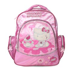 Mochila Infantil Hello Kitty Rosa Escolar Pacific 906A05