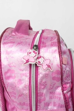 Imagem do Mochila Infantil Hello Kitty Rosa Escolar Pacific 906A05