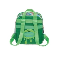 Lancheira Pack Me Monstros Jelly Verde Pacific 948T11 - comprar online