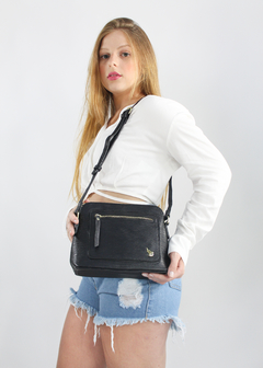Imagem do Bolsa Crossbody Juliana - Preto