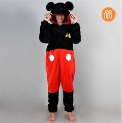 Pijama Mickey talle Unico - comprar online