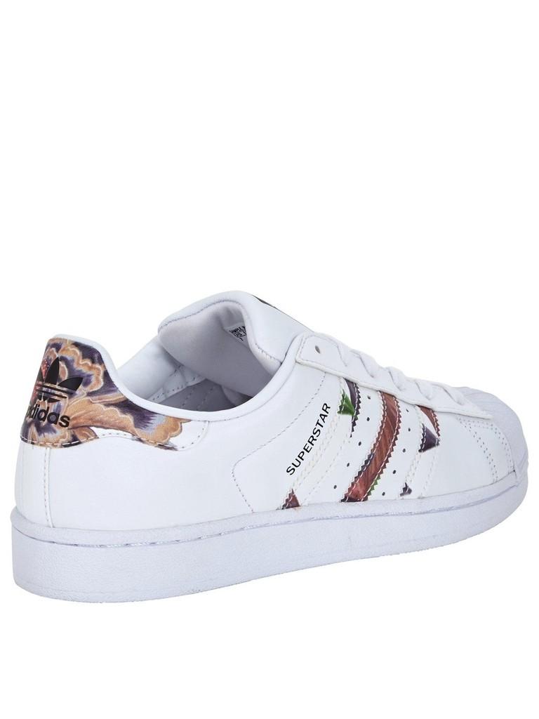 Aburrido reunirse mezcla  superstar floreadas - Tienda Online de Zapatos, Ropa y Complementos de marca