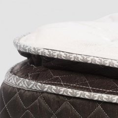 Conjunto Somier Cannon Exclusive Pillow Top 2 1/2 plaza Alta Densidad - Mandy Hogar