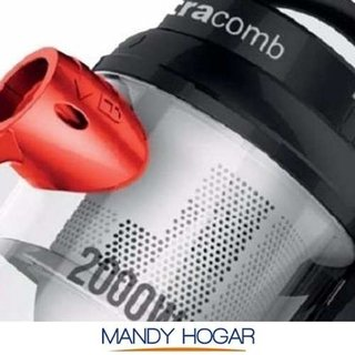 Aspiradora Ultracomb As 4228 2000 Watts 3.5 Lts. Mandy Hogar - comprar online