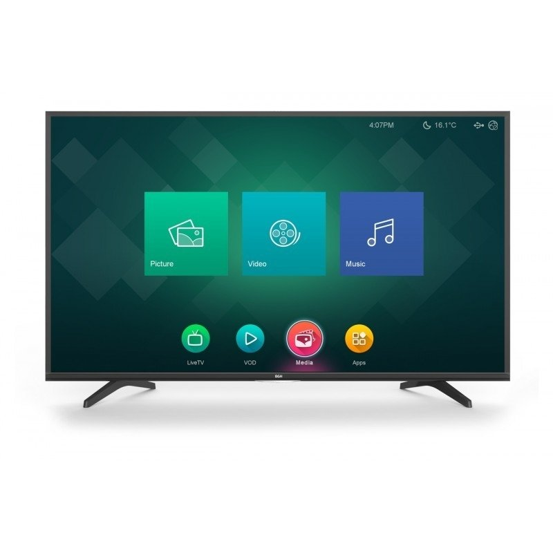 LED SMART TV BGH 39'' BLE-3917-RTF
