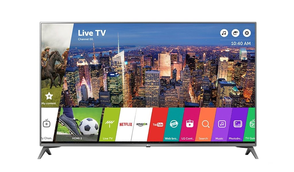 LG Ultra HD Smart TV 43
