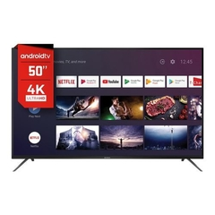 Smart Tv Led 50 4k Hitachi Le504ksmart20 Mandy Hogar