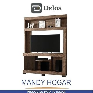 Modular Rack Mesa Tv-lcd-led 32 40 42 50 Home Mandy Hogar - comprar online