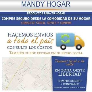 Sombrilla Laury 1.80 Poliester Reclinable Mandy Hogar