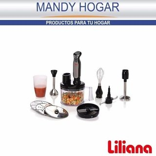 Procesadora Liliana 9 En 1 Wonderpros Am469 800w - Mandy Hogar