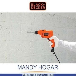 Taladro Percutor 10mm 550w+maletin Tp550k Black And Decker - Mandy Hogar