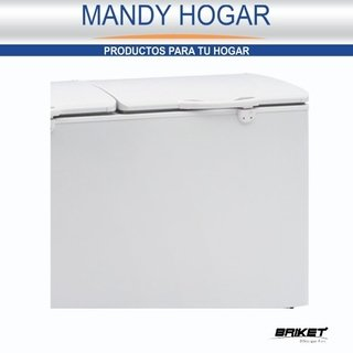 Freezer Horizontal Briket Fr 4500 Dual Tropical Mandy Hogar - Mandy Hogar