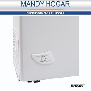 Freezer Horizontal Briket Fr 4500 Dual Tropical Mandy Hogar en internet