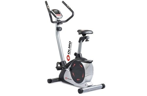 Bicicleta Fija Olmo Fitness 210 Asiento Regulable Pulso New