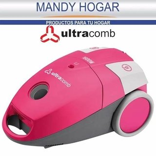 Aspiradora Ultracomb Motor Potente As4214 -mandy Hogar - comprar online