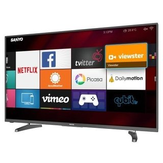 smart tv sanyo lce43if26 - comprar online